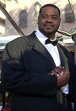 Grizz Chapman, television actor