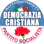 Logo of the joint ticket Christian Democracy–NPSI for the 2006 general election