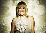 Nicki Chapman, British television presenter