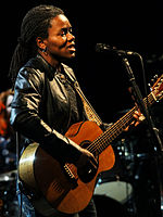 Tracy Chapman, singer songwriter