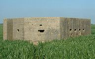 Pillbox in Atwick