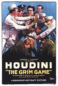 The Grim Game, 1919 Movie poster