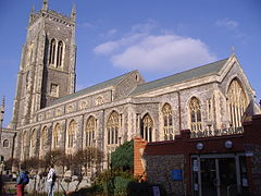 Cromer Church 23rd Oct 2007.jpg