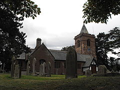 Dodleston parish church, 2009.JPG