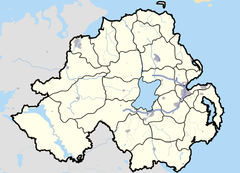 Newcastle is located in Northern Ireland