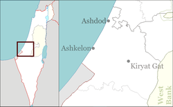 Mash'en is located in Israel