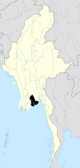 Burma Yangon locator map.png