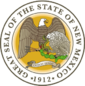 State seal of New Mexico