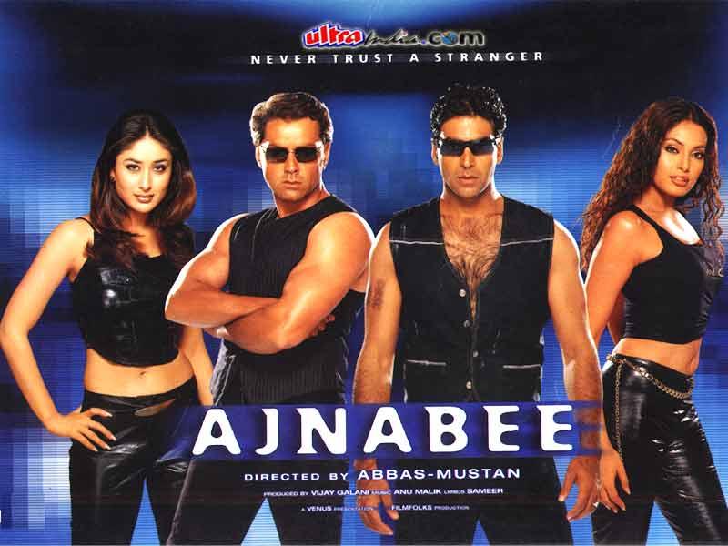 Ajnabee (2001 film)